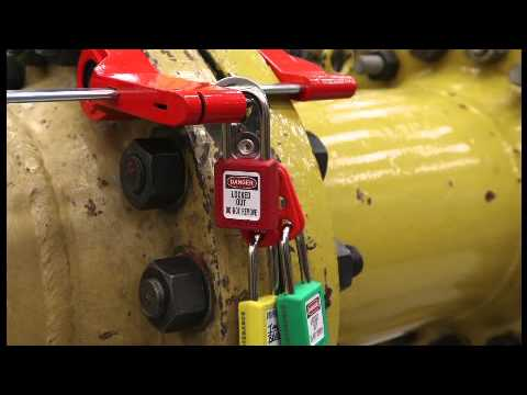 S3922 S3923 S3924 New Blind Flange Lockout Introduction Video