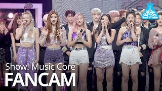 Gambar cover [예능연구소 직캠] No.1 encore ver. / ITZY - ICY, 있지 - ICY @Show! Music Core 20190817
