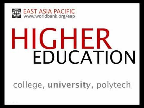 Higher education in East Asia - Students and grads share views