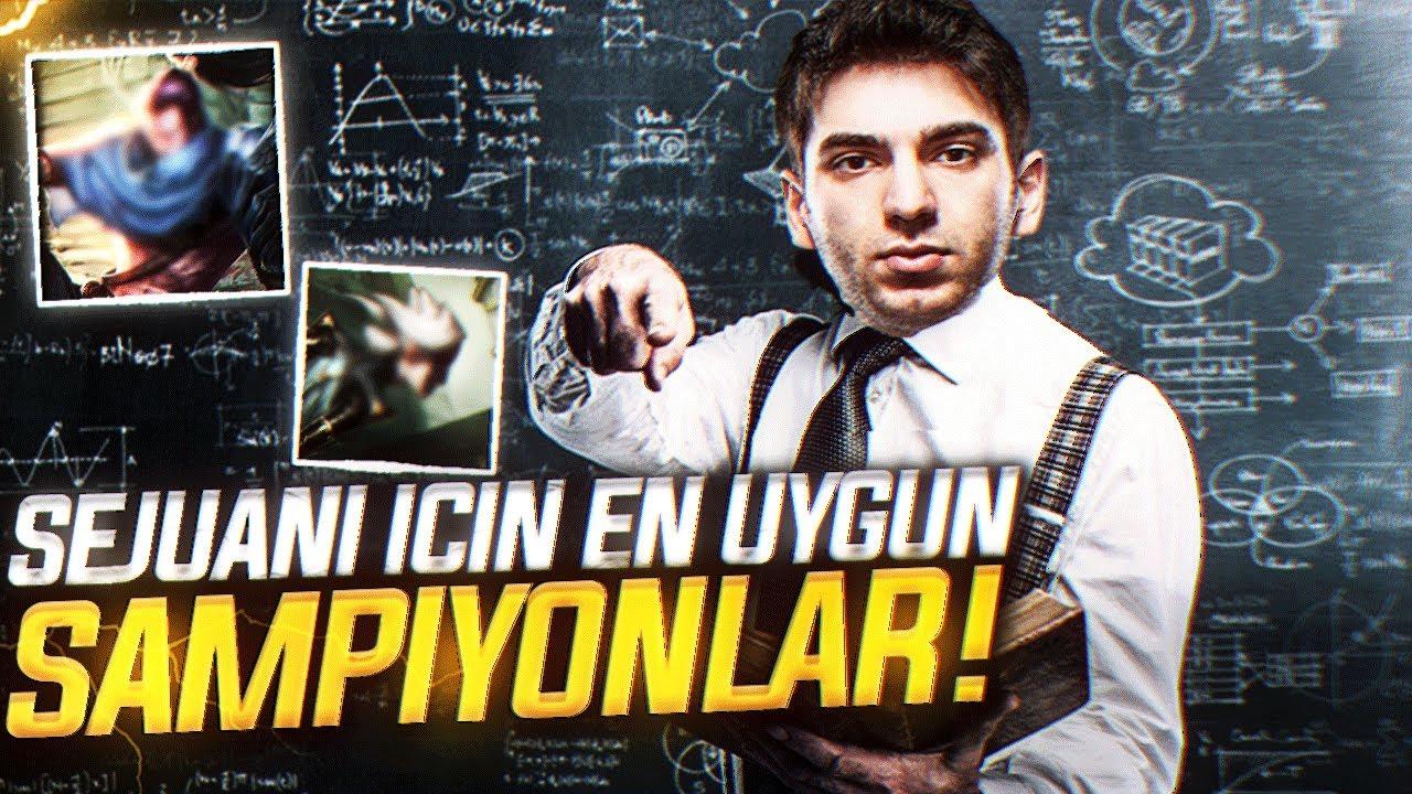 SEJUANİ İLE UYUMLU KOMPOZİSYON (Tam oyun)   Crystal