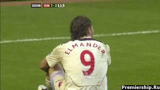 Sunderland V Bolton Wanderers 1-4 (29 11 2008) MotD highlights