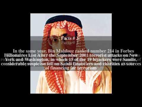 Khalid bin Mahfouz Top # 6 Facts