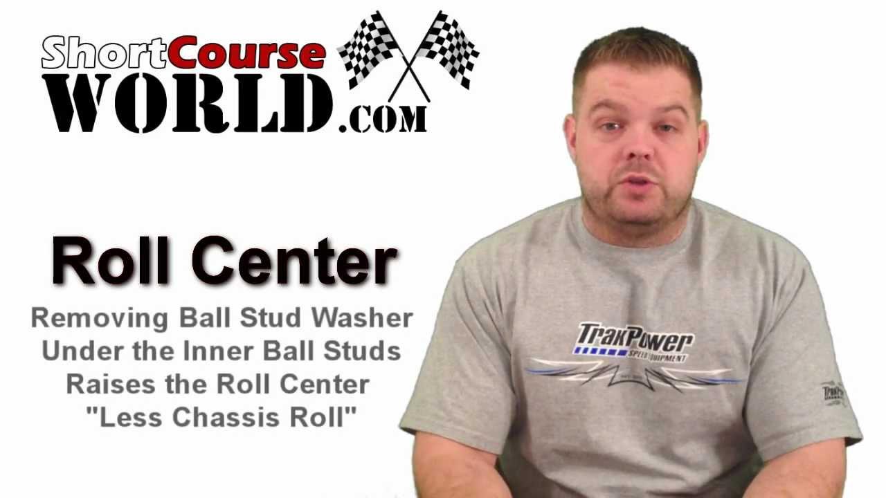 Radio Control Car Roll Center Demonstration Youtube