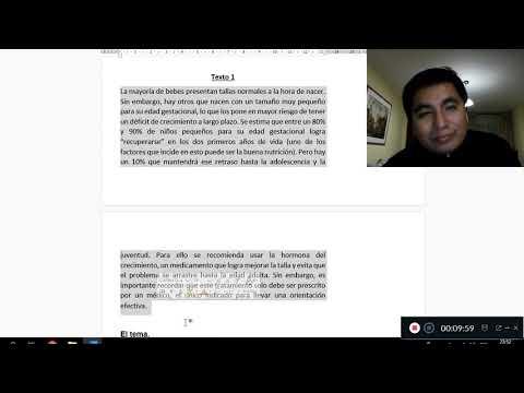 Tarea 1, Collage, Análisis de textos UVEGиз YouTube · Длительность: 6 мин39 с