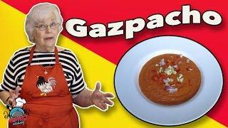 Gazpacho Soup    Nana's Cookery