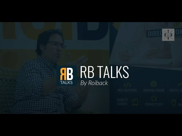 RB Talks / Pedro Moner
