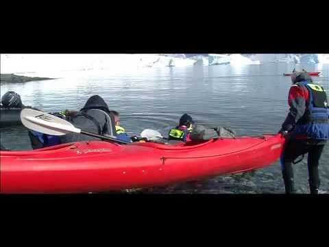 Antarctica - Camping and Kayak