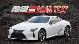 2018 Lexus LC 500 | Road Test