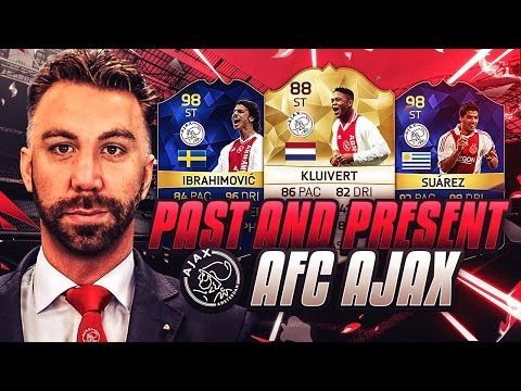PAST AND PRESENT AJAX SQUAD BUILDER with TOTS SUAREZ!!!! - FIFA 16 Ultimate Team - TOTS IBRAHIMOVIC