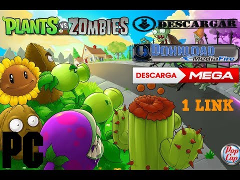 Instalar Plantas Vs Zombies [PC/Full/Español/1link/Mega/Mediafire]