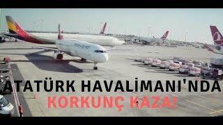 ATATÜRK HAVALİMANI'NDA İKİ UÇAK BİRBİRİNE GİRDİ! - HAVACILIK BÜLTENİ 2