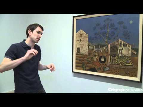 The progression of Joan Miro