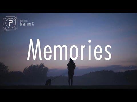 Maroon 5   Memories