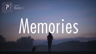 maroon-5-memories-lyrics