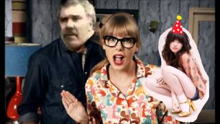 Get Your Hands Off My Penis - Mash Up Remix Ft Taylor Swift And Carly Rae Jepsen