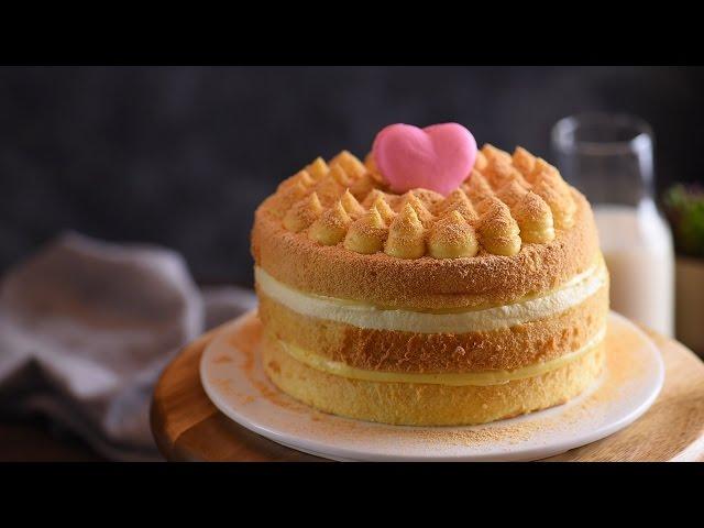 ?????/QiaoChuBaking???????/Online star soymilk dairy cake
