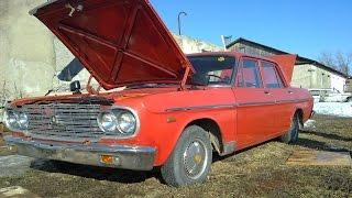 """""""Самурай из СССР"""" : Toyota Crown, 60-ые, левый руль. Жизненный путь, 1-ая эпизод."""