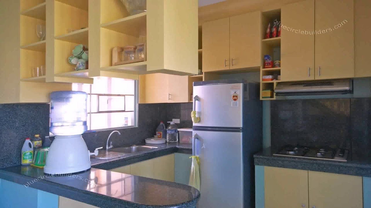 Kitchen Design For Small House In The Philippines Youtube