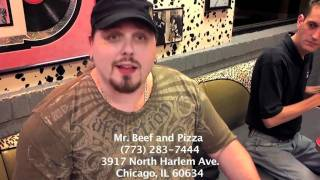 Food Hound: Tidbits - Mr. Beef and Pizza