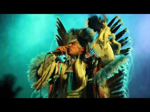 Supaman @ Star Theater in Portland, OR