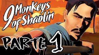 Vídeo 9 Monkeys of Shaolin