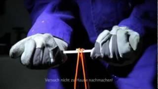 Die Herstellung eines Keramikmessers