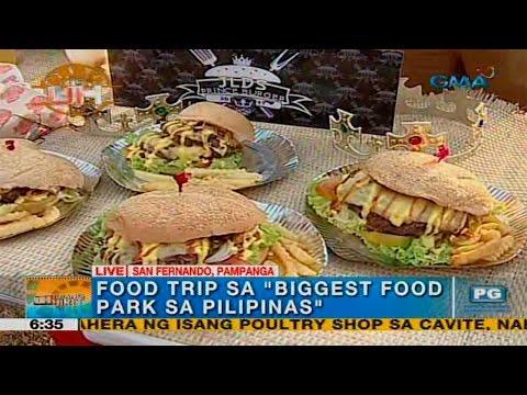 Unang Hirit: Biggest Food Park sa Pilipinas, alamin!