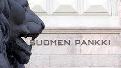 Suomen Pankin lehdistötilaisuus 22.4.2020 klo 12:00. Pääjohtaja Olli Rehn.