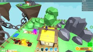 Roblox Flora Frenzy game #12 Making a little more money