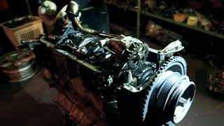 Вскрытие Убитого Мотора На Bmw E36 (Матрешккка)