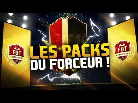 PACKS FUT CHAMPIONS DU FORCEUR !