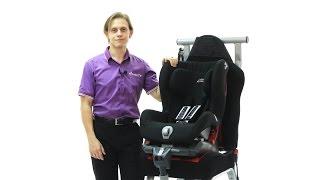 детское автокресло Britax Romer Safefix Plus