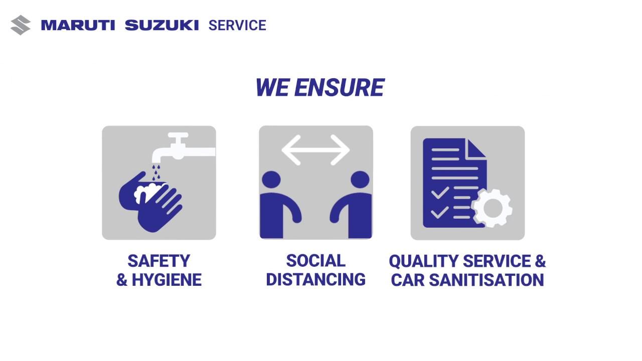 Authorised Service Booking Online Car Service Appointment Maruti Suzuki