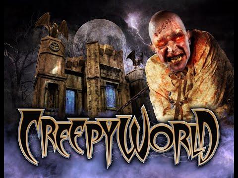 Brigantine Asylum -  Creepyworld Haunted Screampark 2019
