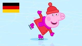 Peppa Wutz | Eislaufen  | Peppa Pig Deutsch Neue Folgen | Cartoons für Kinder