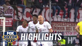 Video Gol Pertandingan Ingolstadt vs FC Bayern Munchen