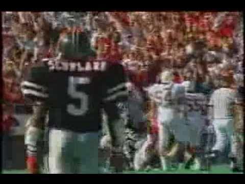 1988 Texas Tech vs UT