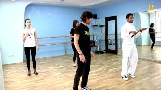 Танцуй № 27!Урок по Соло-Бачате!mp4