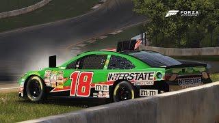 Forza Motorsport 6 NASCAR Toyota Camry at Road Atlanta [FAIL]