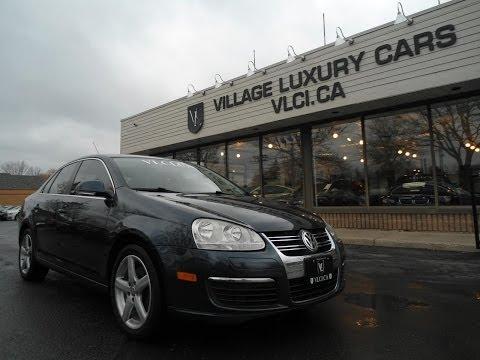 2007 Volkswagen Jetta in review - Village Luxury Cars Toronto