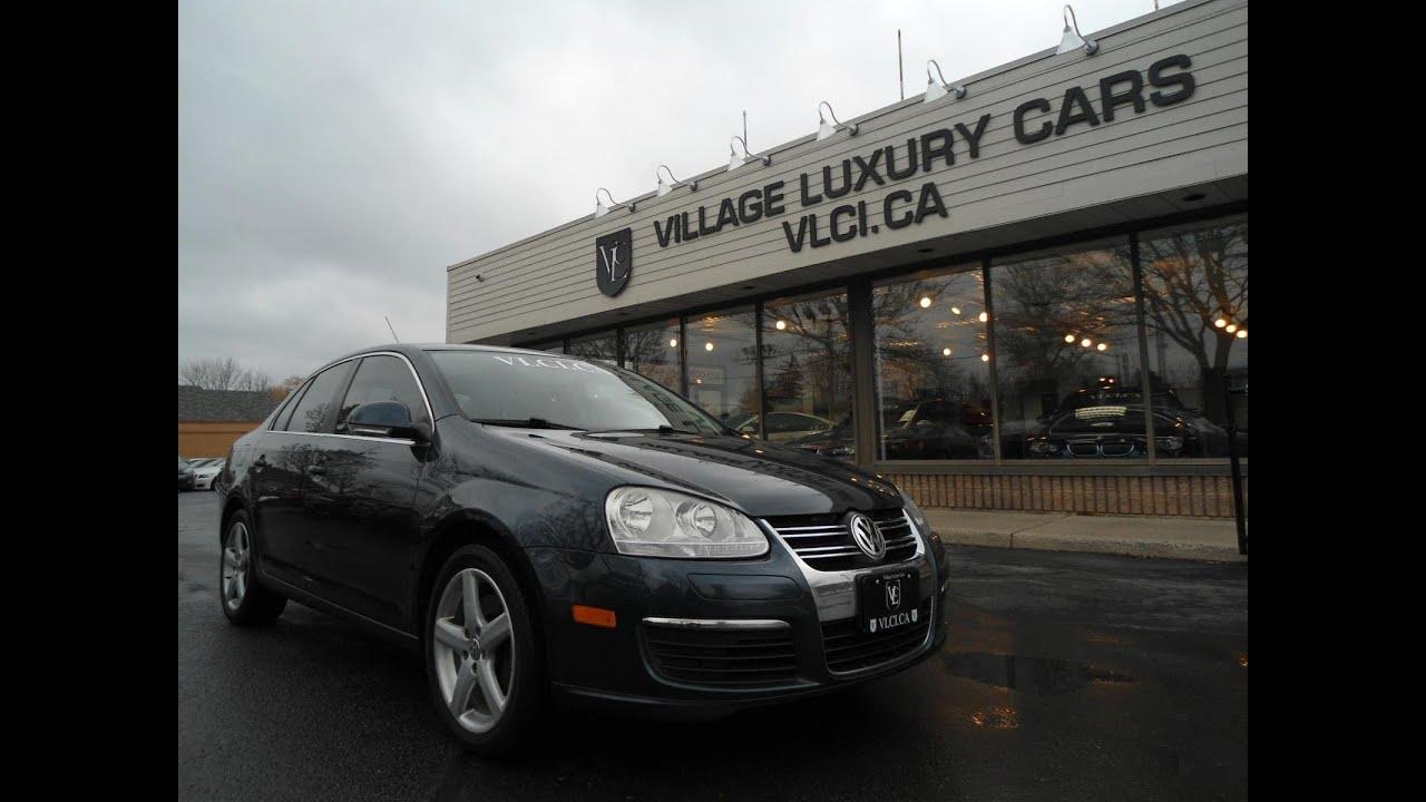 2007 Volkswagen Jetta In Review Village Luxury Cars Toronto Youtube