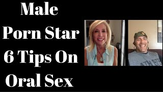 Porn Star Derrick Pierce: 6 Best Tips For Men On Kissing & Oral Sex