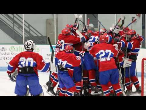 2016-2017 Natick High School Hockey