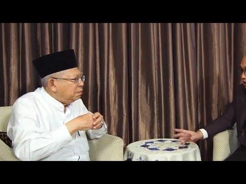 Ma'ruf Amin Siap Dipinang Jokowi - AIMAN