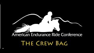 crew bag aerc educational series