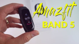 Watch this before buying the Mi Band 5 - [Amazfit Band 5]
