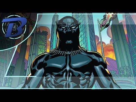 Black Panther - 2018 - Dublado Motion Comic ( Marvel Comics ) Mp3