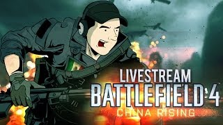 Battlefield 4 China Rising Dominio Hardcore I Que haría si Youtube Cierra mi Canal I