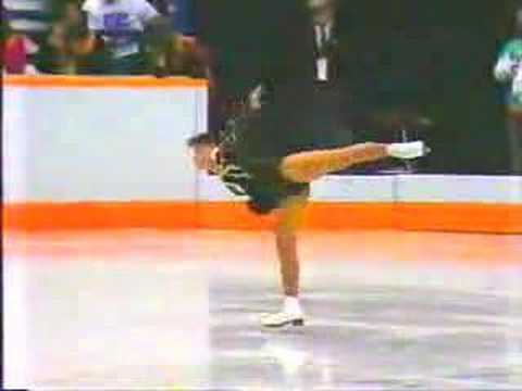 Midori Ito 1988 Olys SP