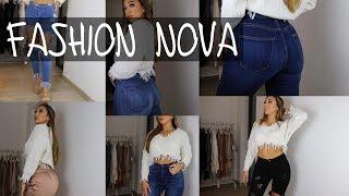 Machen Fashion Nova Jeans den PO wirklich GROß ? 🍑 -Adorable Caro